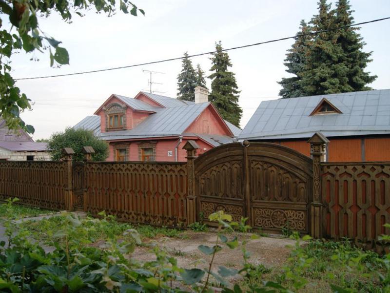 Дом с Голубыми Елями Суздаль