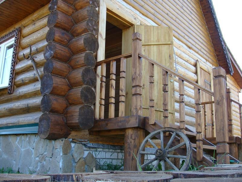 Андреев дом Суздаль