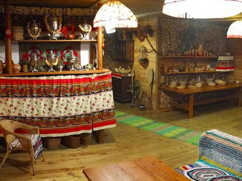 Гостевой дом Подворье купца Калинина Суздаль