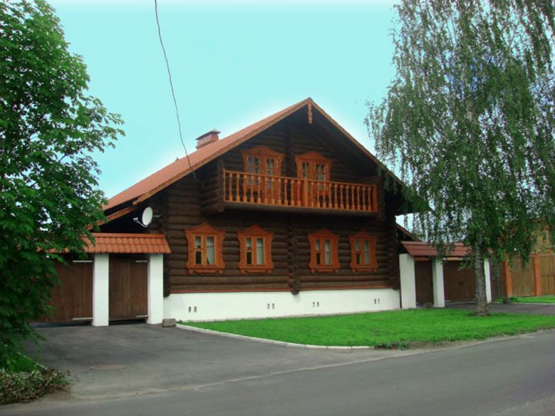 Гостевой дом На Покровской 5 Суздаль