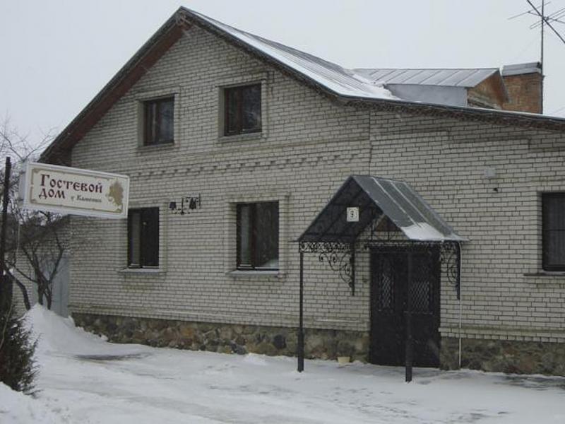 Гостевой дом У Каменки Суздаль