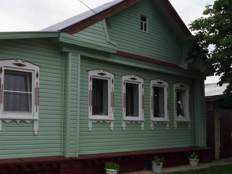 Коттедж на Красноармейской Суздаль