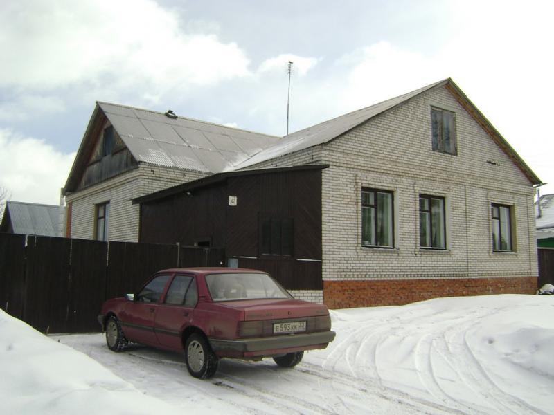 Гостевой дом У Кристины Суздаль