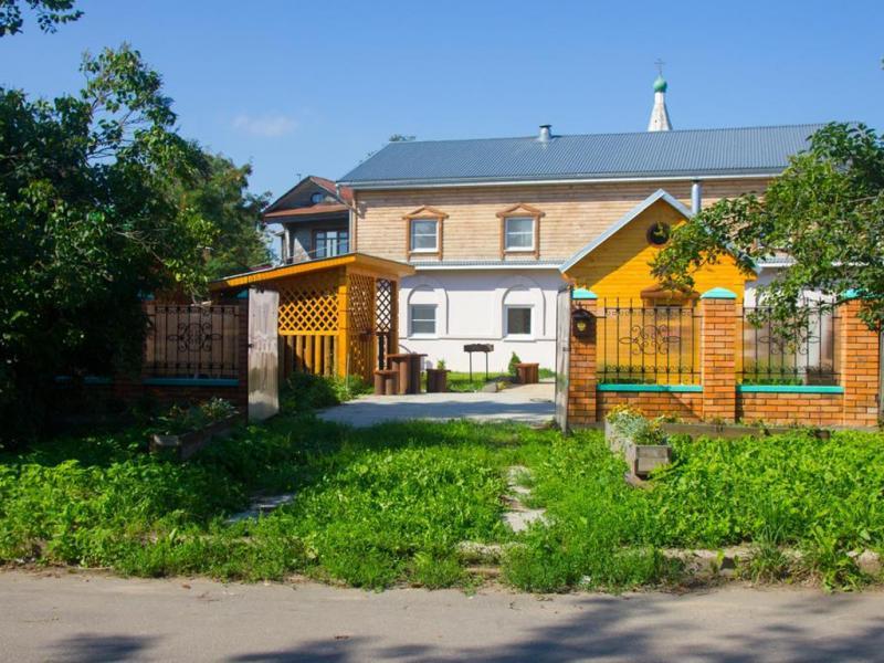 Гостевой дом Флигель Доктора Моренкова Суздаль